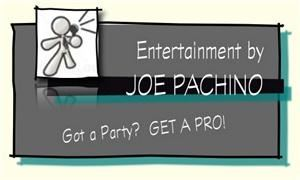 Entertainment By Radio DJ Joe Pachino