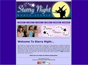 Starry Night Dance Studio
