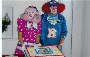 A Couple of REAL Clowns