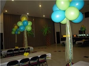 Not Just Balloons, Brooklyn — Beautiful Balloon Decor for all your special events! From Baby showers to Weddings, let us take care of all your decorating needs.  For more pictures please visit my websit at www.notjustballoons.net