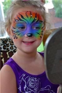Philly FACE Painting, Philadelphia — Fast and colorful our designs are sure to please! Our motto is We paint Everything but the Smile!
