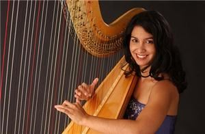 Harpist Dr. Lizary Rodriguez Rios - Springfield