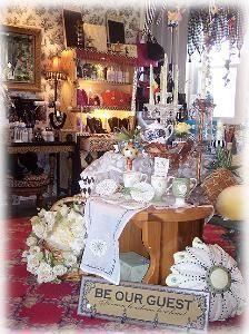 Gifts & Whimsey Shop at MoonStruck B&B