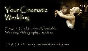 Your Cinematic Wedding