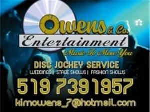 Owens & Company Entertainment