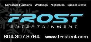 Frost Entertainment Edmonton