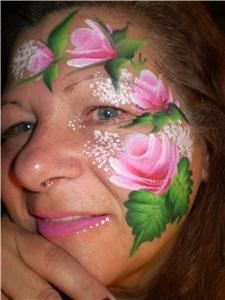 Face Painting By Gina, Battle Creek — Face Painting at it's best! Let me paint at your next party in color! Face painting creates a lasting memory.