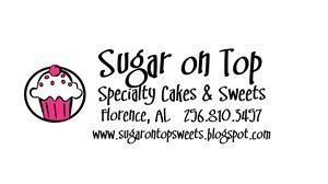 Sugar on Top, Florence — Don't settle for ordinary and impersonal. Sugar on Top cakes are designed for you with your specifications. We offer custom wedding and birthday cakes, specialty sweets and more, including dessert bars.