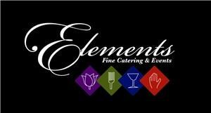 Elements Fine Catering & Events, Waterbury — Elements Fine Catering & Events Logo.