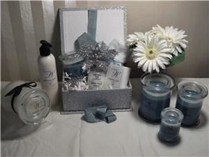 Cameo Candles & Gifts, Glendale — Cameo Candles & Gifts provides custom gift baskets such as this one to meet your exact needs.  We can create a basket based upon your preferences, send you an email with a picture of the finished product and send it anywhere you choose within 24 to 48 hours.