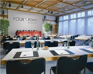 Four Points By Sheraton Cambridge Ontario, Cambridge — Large Preston Room (1,400 square feet)