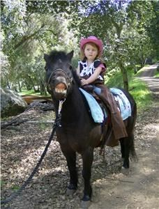 Once Upon A Pony Rides & Petting Zoo