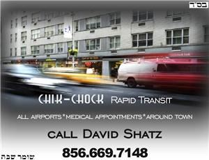 Chik Chock Rapid Transport LLC, Cherry Hill — A family owned business that puts you and your transportation needs first. Our staff is courteous and considerate and our drivers are friendly,knowledgeable and drive safely at ALL times.