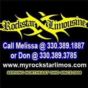 Rockstar Limousine Services, Ravenna — Northeast Ohio's newest limousine service. Serving CLEVELAND, AKRON, CANTON & YOUNGSTOWN areas. Affordable yet professional!