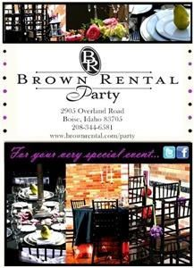 Brown Rental Party