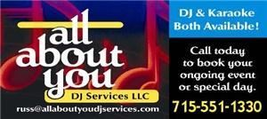 All About You DJ Service