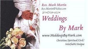 Weddings by Mark, Grove City — www.WeddingsByMark.com