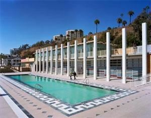 Pool, Annenberg Community Beach House, Santa Monica