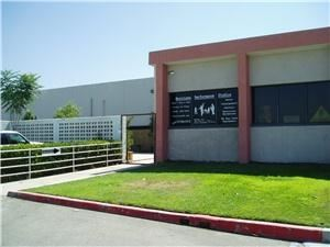 Musicians Performance Studios, Inc., Rancho Cucamonga — Front of Building