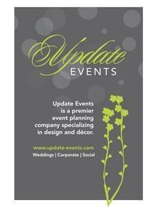 Update Events, Dartmouth — UPDATE EVENTS is a premier wedding & event planning company specializing in chic, contemporary details and designs.