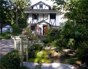 Gazebo Bed and Breakfast, Victoria — Gazebo Bed and Breakfast, Victoria BC