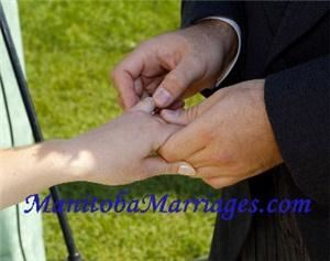 Manitoba Marriages Wedding Officiants
