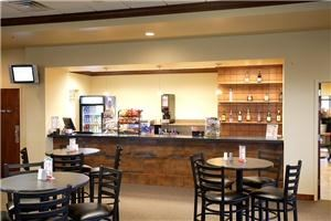 Clubhouse Bar Area, Copper Creek Golf Club and Event Center, Des Moines