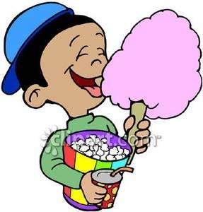 Cotton Candy Time