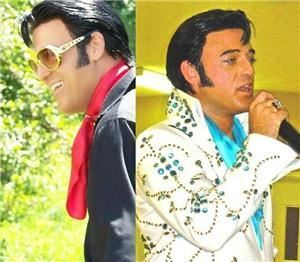 Mason Riley-ELVIS Impersonator