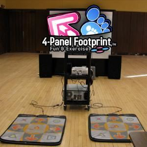 4-Panel Footprint, Inc - Ames, Ames — Company Logo