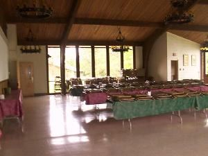 Main Lodge Dining Room, Lake Doniphan Conference & Retreat Center, Excelsior Springs — Main Lodge Dining Room