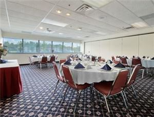 George G. Meade, Gettysburg - Days Inn, Gettysburg — banquet style setting.  one of many room set ups you may request.