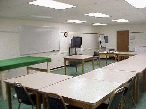 Classroom, Waterville Armory, Waterville
