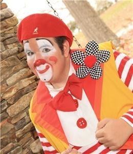 Mr Twister the Clown, Ila — Allow me to introduce myself, My name is Mr. Twister. I live in Anderson, SC and I love to CLOWN around! I do all sorts of things like glitter tattoos, Balloon Animals, Magic Shows and all around fun. If i'm at a Birthday Party I make sure all the children have a great time! If i'm at a Fair or Festival I make sure everyone is having a great time as they get a special balloon creation, But one thing you can always say when Mr. Twister's there there will be Fun. 