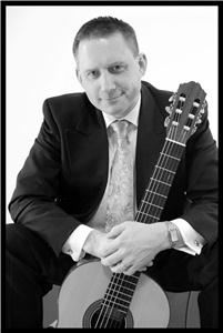 Classical Guitarist Christopher Rude