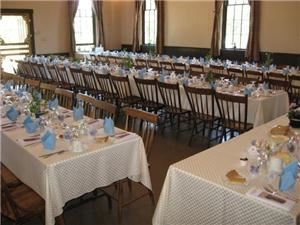 Hopewell Cape Community Hall, Albert County Museum, Hopewell Cape — Banquet