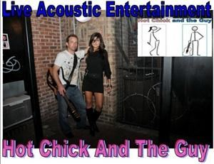 Hot Chick and The Guy - Saint Petersburg