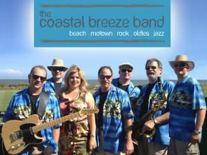 Coastal Breeze Band, Columbia — Coastal Breeze Party Band, Variety Band, Wedding Band, Beach Band, Party Band, Cover Band, Charleston, Greenville, Spartanburg, Florence, Columbia, South Carolina, Georgia, North Carolina, Wedding Receptions, Corporate Parties, Live Music, Coastal Breeze, Party Band is the number one requested variety, party, dance and wedding band in the Southeast! Best, Fantastic, Fun, Full Dance Floor!
