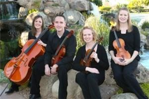 Emotion String Quartet, Mesa — All Music graduates from Arizona State University, the Emotion String Quartet has been playing together professionally for the past 6 years.
