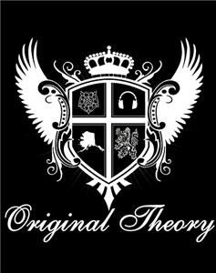 Original Theory Productions, Anchorage — New shield logo for Original Theory Crew