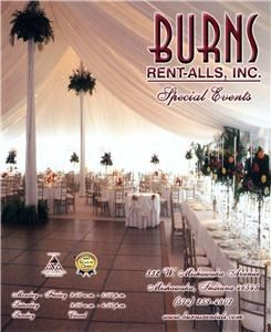 Burns Rent Alls Inc