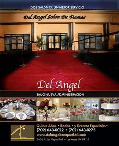 Del Angel Banquet Hall #2, Del Angel Banquet Hall, Las Vegas