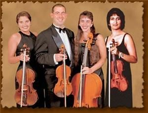Armadillo String Quartet of Winnipeg : Winnipeg Wedding Music