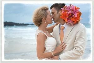 A Maui Beach Wedding