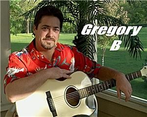 Gregory B - Tropical Music, Crystal Lake — Gregory B - One-Man-Band - Jimmy Buffett/Tropical Music/Classic Rock. The sound of a full band with one performer.