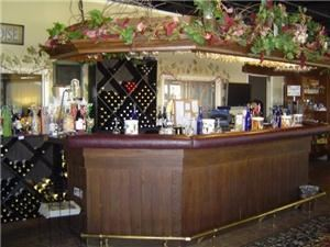 Winery Bistro, Summerside Vineyards, Vinita — Historic Tasting Bar from the Camelot Hotel in Tulsa