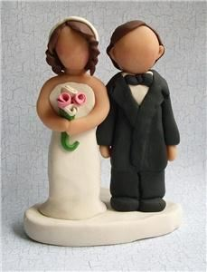 Ginger Babies Custom Cake Toppers, El Paso — Custom wedding cake toppers www.gingerbabies.etsy.com
