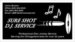 Sure Shot DJ Service