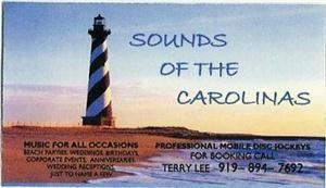 Sounds Of The Carolinas