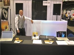 A DJ WITH CLASS, Bonita Springs — Jim at Bridal Blast 2010